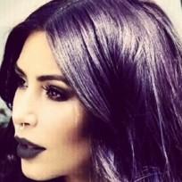 Kim Kardashian Nose Ring Photo