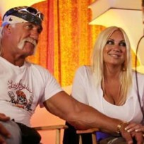 Hulk and linda hogan photo