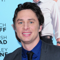 Zach Braff Red Carpet Photo