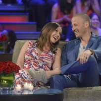 Ashley and jp on the bachelorette