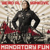 Weird Al: Mandatory Fun Cover