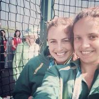 Queen Elizabeth II Photobomb!