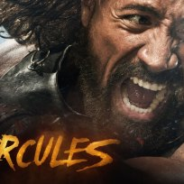 The rock as hercules
