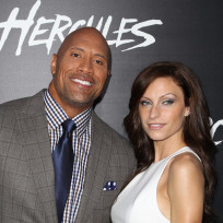 Lauren-hashian-and-dwayne-johnson