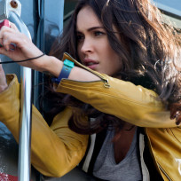 Megan fox in tmnt