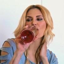 Brandi-drinking