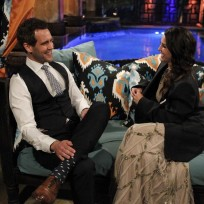 Andi dorfman and nick viall on the bachelorette