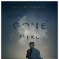 Gone girl promotional poster