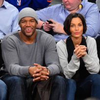 Michael-strahan-and-nicole-murphy
