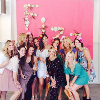 Desiree hartsock bridal shower photo