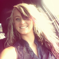 Leah messer curly hair