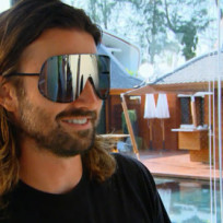 Brandon Jenner as Kim Kardashian