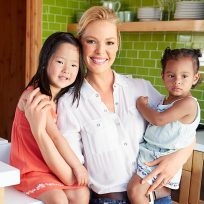 Katherine Heigl, Kids
