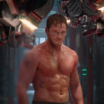 Chris Pratt as Peter Quill