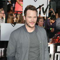 Chris Pratt in April 2014