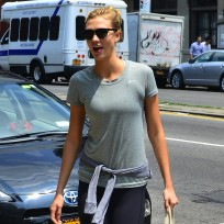 Karlie kloss in nyc