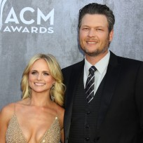 Blake Shelton and Miranda Lambert Picture