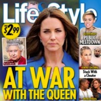 Kate Middleton AT WAR!