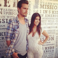 Kourtney-and-scott-disick