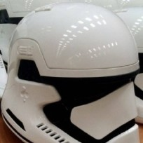 Star wars episode vii stormtrooper helmet