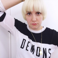 Lena-dunham-blonde-hair