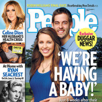 Jill duggar is pregnant she and derick dillard are expecting the