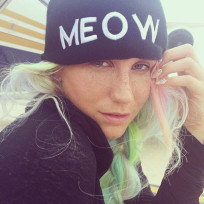 Kesha-no-makeup