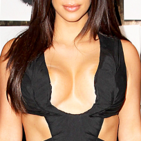 Kim Kardashian Boobs: The Photo