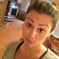 Jwoww no makeup