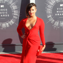 Demi Lovato at 2014 VMAs
