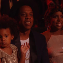 Blue ivy jay z watch beyonce