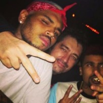 Chris Brown, Gang