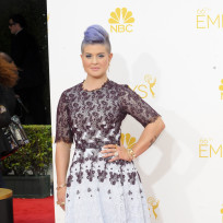 Kelly osbourne at the emmys