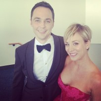 Kaley-cuoco-and-jim-parsons