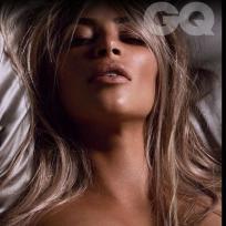 Kim Kardashian: Naked in GQ!