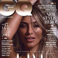 Kim Kardashian GQ Cover