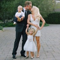 Jessica simpson wedding photograph