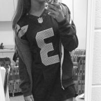Ariana Grande Seattle Jersey