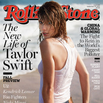 Taylor swift rolling stone photo