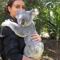 Kim-kardashian-and-koala