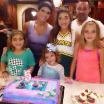 Teresa giudice and family