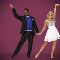 Alfonso ribeiro and witney carson on dancing with the stars