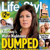 Kourtney Kardashian: Dumped?!?