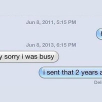 21 people who didnt get a text back but won at life two years ago
