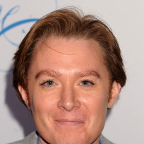 Clay aiken close up