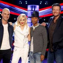 The voice season 7 coaches