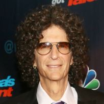 Howard stern red carpet pic