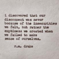 Emptiness Quote