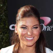 Hope solo at the espys