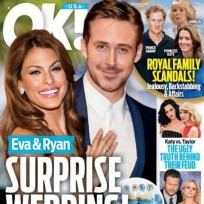 Eva mendes and ryan gosling wedding